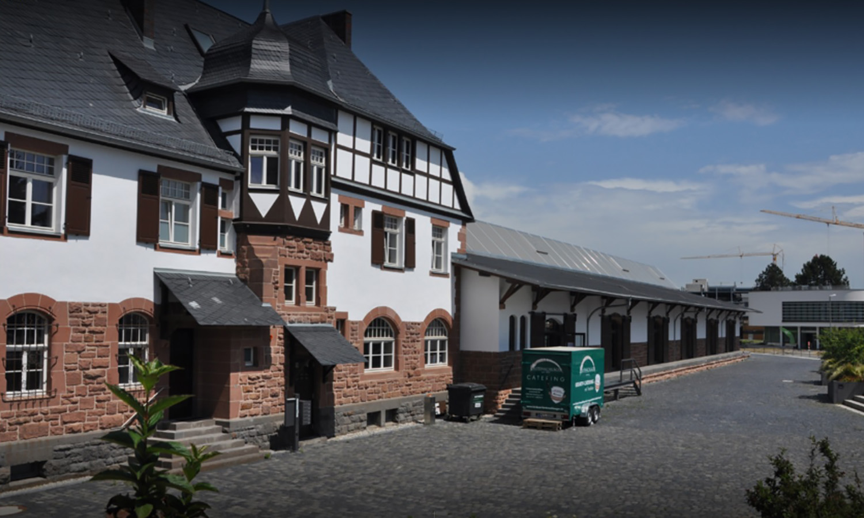 Güterbahnhof Bad Homburg