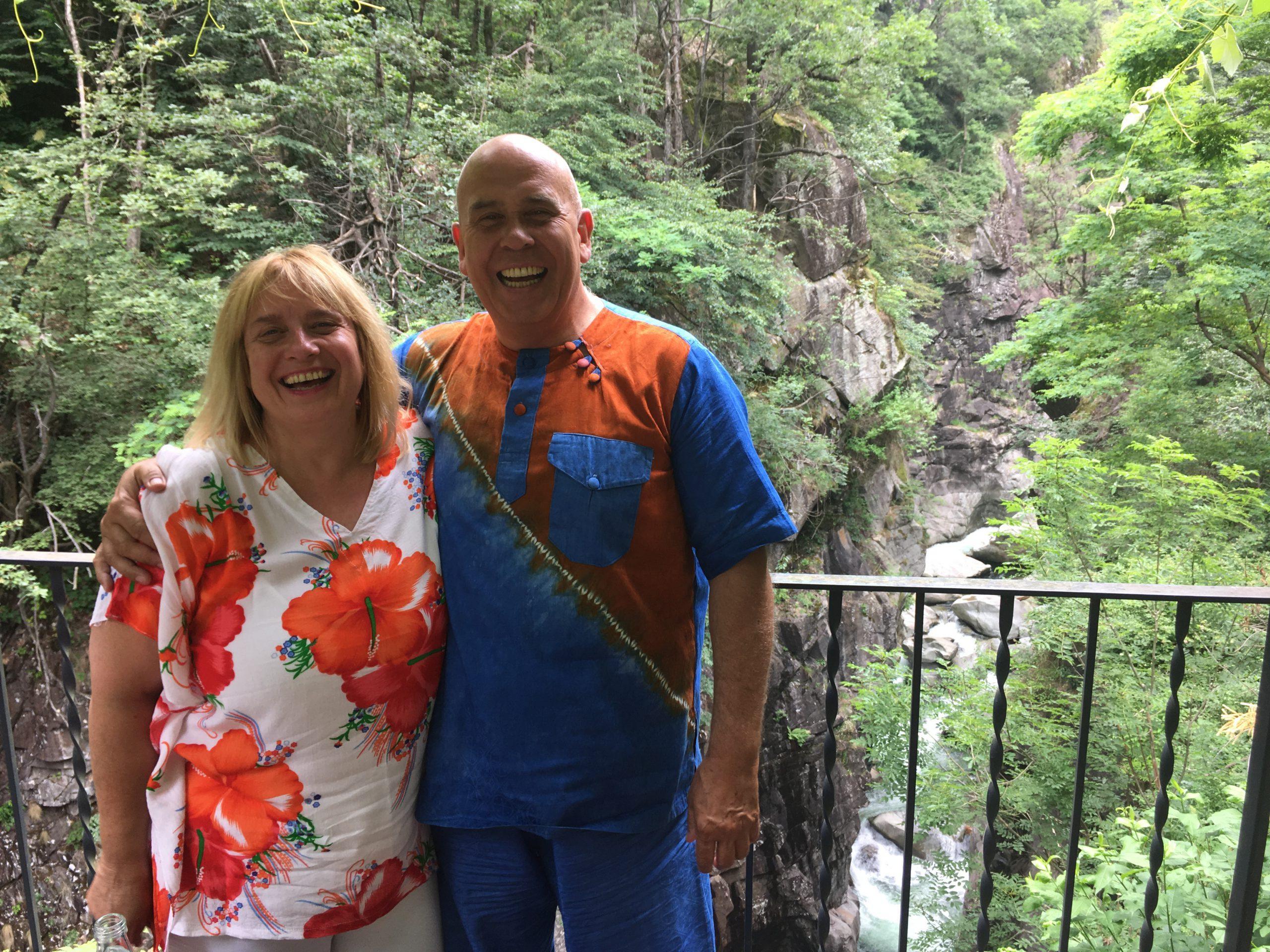 Anette & Wolfgang – Die Organisatoren