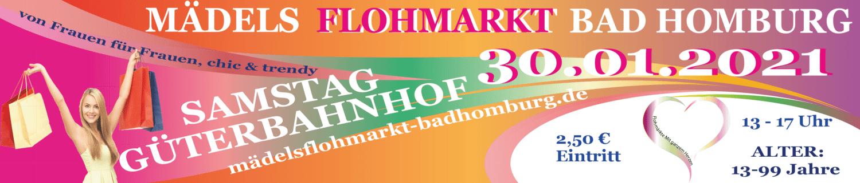 Mädelsflohmarkt Güterbahnhof Bad Homburg